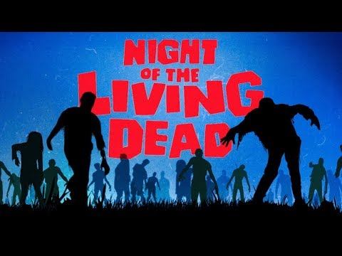 The popularity of zombies is due to one mistake in Night of the Living Dead