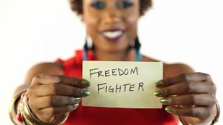 Kristine Alicia - Freedom Fighters - music Video