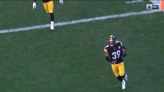 Minkah Fitzpatrick 97 Yard Pick 6 | Colts vs. Steelers | NFL