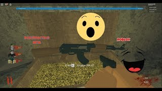 ak 47!! Resurrection BETA Roblox