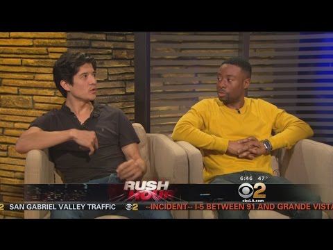 Justin Hires, Jon Foo Talk About New 'Rush Hour'
