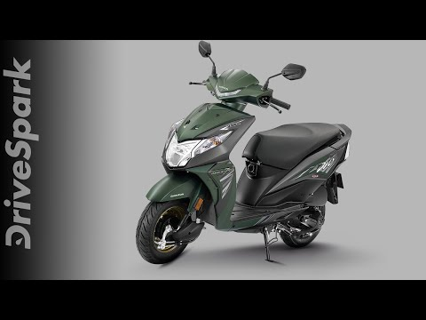 2018 Honda Dio — What Exactly Has Changed? - DriveSpark