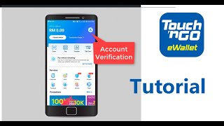 Touch N Go Ewallet Tutorial : Reload & Pay