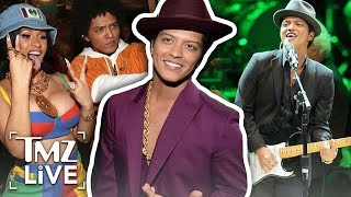 Bruno Mars: Major Cardi B Problem | TMZ Live