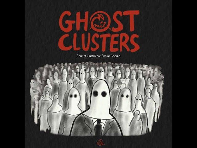 Ghost Clusters, journal intime qui parle de cette fucking année 2020, sort le 11 décembre 2020.