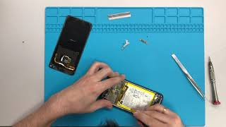 Huawei Honor 8 Lite замена батареи / Huawei Honor 8 Lite battery replacement