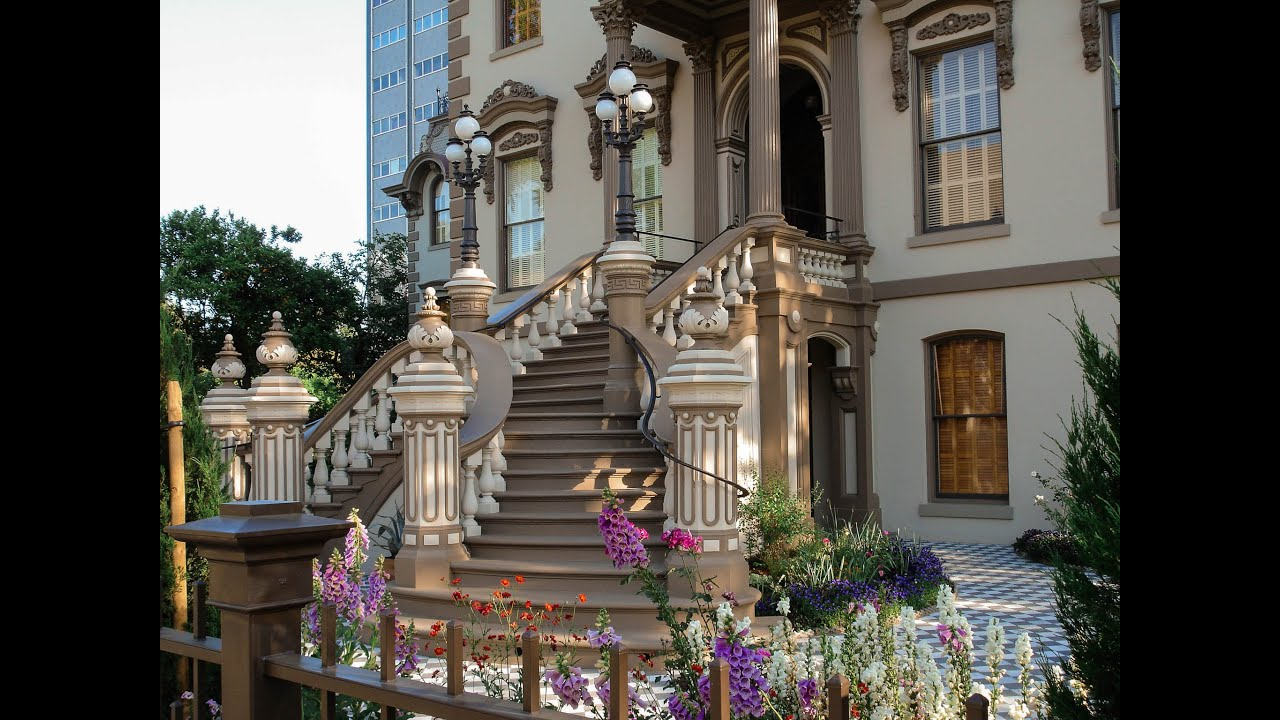 Leland stanford mansion california state historic park for Watch terrace house season 2