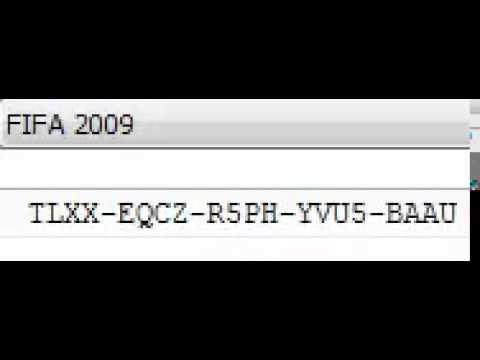 pes 2009 keygen pc