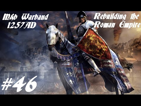 M&b Warband 1257AD Part 46 - Disputes with the Hafsid Dynasty
