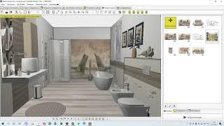 Урок 11  Как экспортировать в Excel списки материалов из Tilelook Design Tool