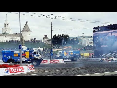 Автошоу Kazan City Racing 2019