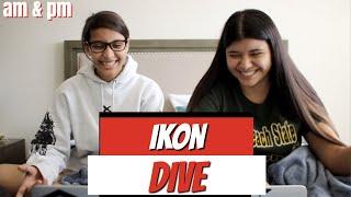 Gambar cover iKON '뛰어들게(Dive)' MV REACTION!!!