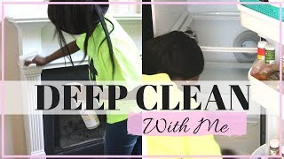 Deep Clean with Me 2018 | Ultimate Speed Cleaning Motivation | Deep Cleaning