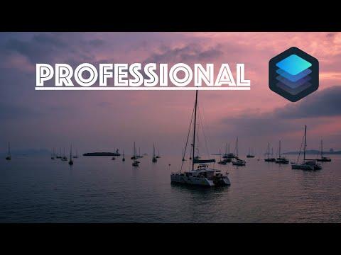 Luminar 4 Tutorial, Ep 8: Professional tab thumbnail