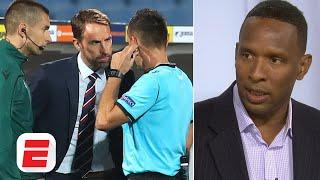 Shaka Hislop applauds response to racism in England vs. Bulgaria | ESPN FC