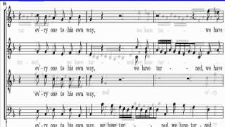 Handel-Messiah-All We Like Sheep-Tenor.wmv