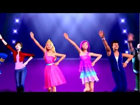 Barbie™- The Princess and The Popstar - Bloopers - Perfect Day - (HD)