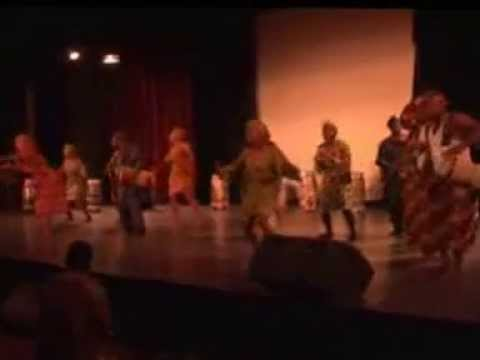 FATAI ROLLING DOLLAR - SALUTE FROM NATIONAL TROUPE OF NIGERIA