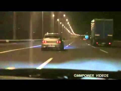 Subaru Impreza GT GC8 vs BMW E46 M3 SMGII Rolling