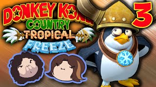 Donkey Kong Country Tropical Freeze: iKong - PART 3 - Game Grumps
