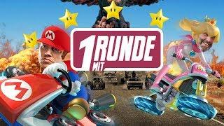 1 Runde mit Mario Kart 8 Deluxe mit Liquit Walker & Niko Backspin