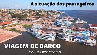 Viagem de barco voltou de Santarém p/ Manaus, Belém e Macapá – Turismo Aqui