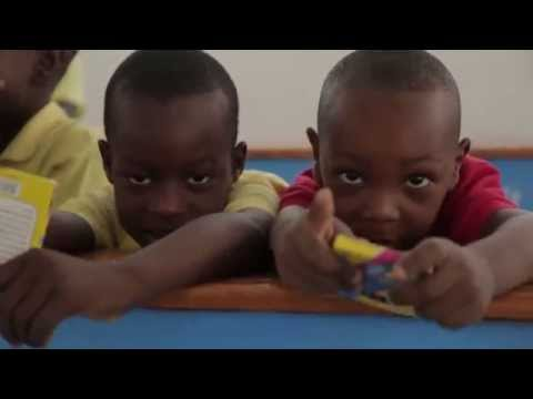 Meet Louis: The World Education Games and UNICEF