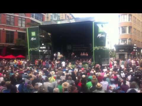 Company B - Vancouver International Jazz Festival 2011