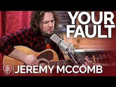 Jeremy McComb - Your Fault (Acoustic) // The George Jones Sessions