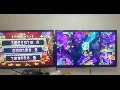 liejiang hot newest jackpot gambling fishing games machine for sale