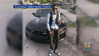 Mother Of Former Norland High Football Player Killed In Miami Gardens Shooting Speaks Out