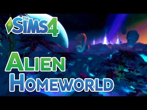 the-sims-4:-how-to-travel-to-the-secret-alien-planet-sixam