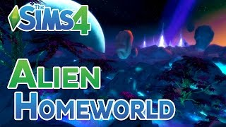 The Sims 4: How to Travel to the Secret Alien Planet Sixam