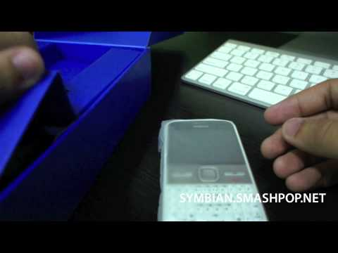 Unboxing The Nokia E5