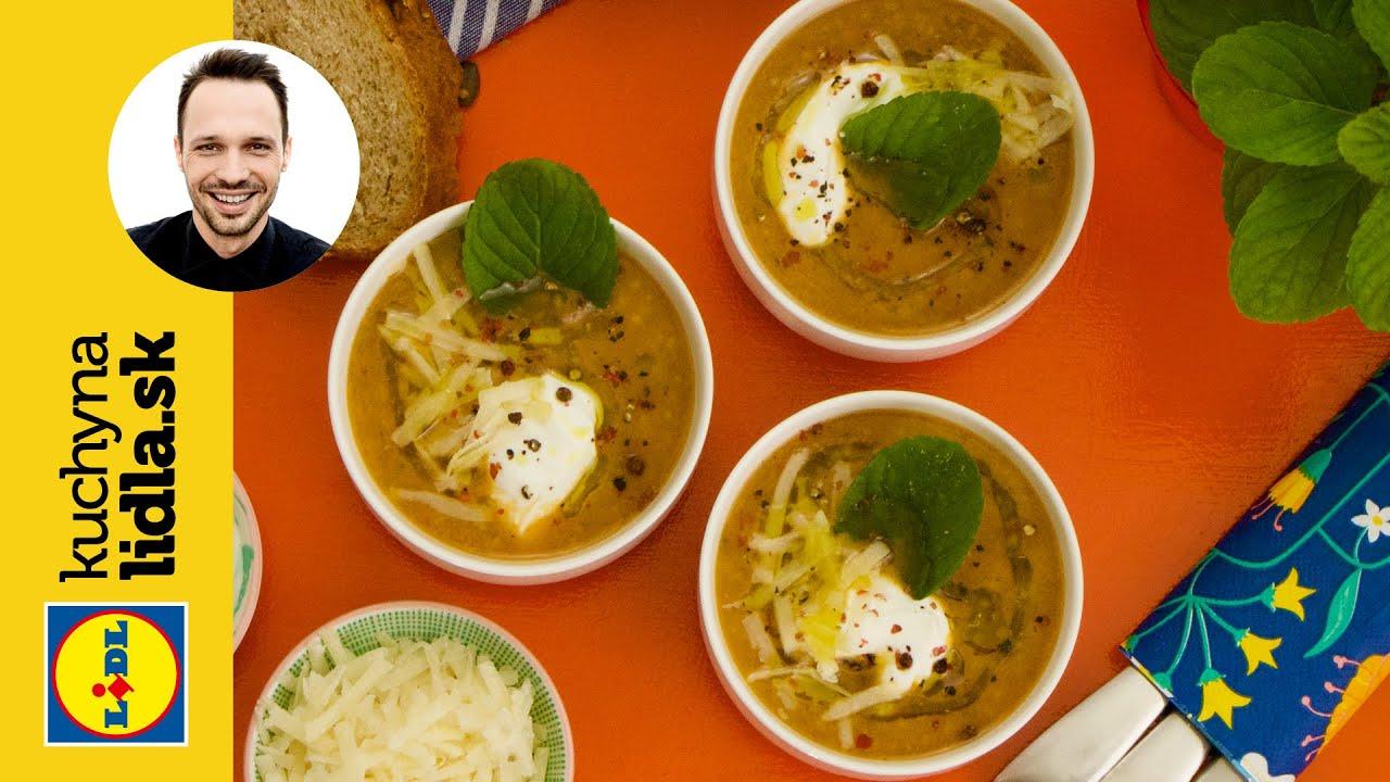 Grilovaná polievka 🥣| Martin Pyco Rausch | Kuchyňa Lidla