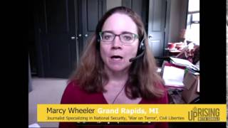 Marcy Wheeler on Section 215 of Patriot Act Expiration - Excerpt