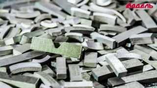 Производство алмазного инструмента. Завод
