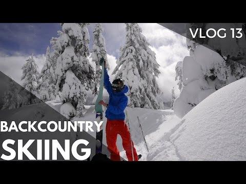 Backcountry Skiing // Vlog 13