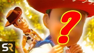 Toy Story Theory꞉ Who Was Woody