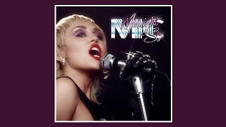 Miley Cyrus - Midnight Sky (Official Audio)