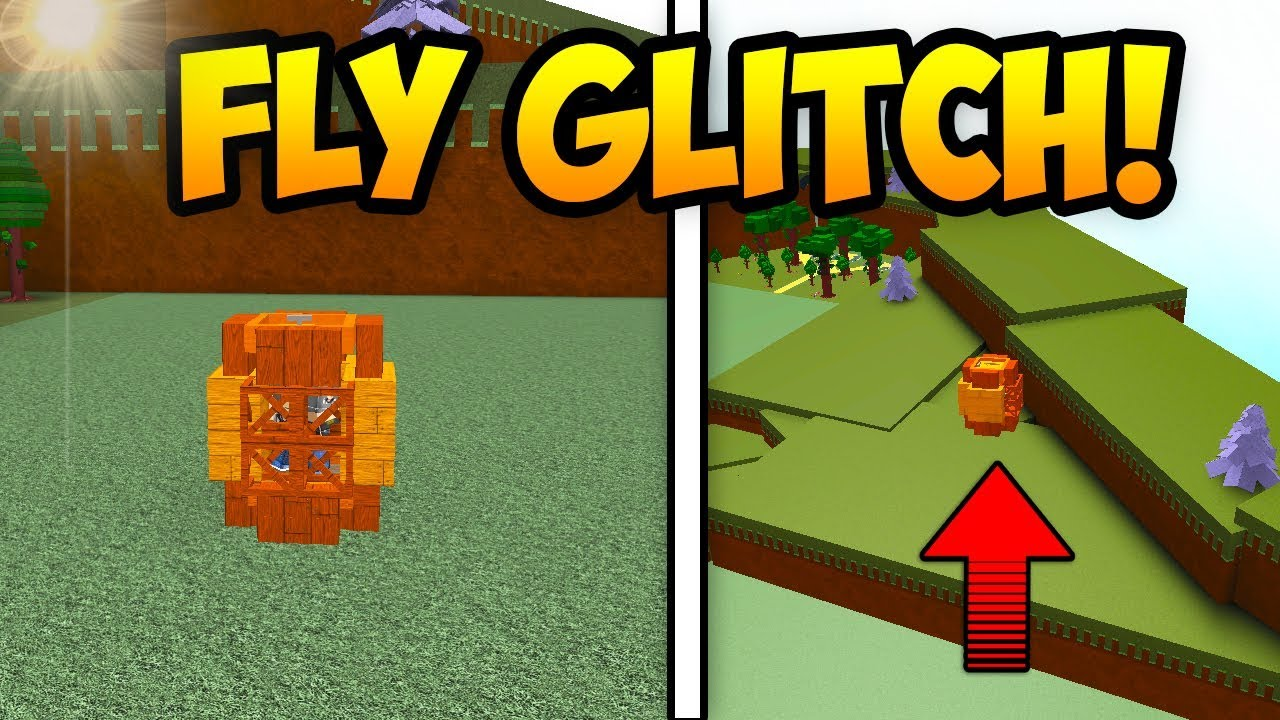 *NEW* FLYING BOAT GLITCH! | Build A Boat For Treasure ROBLOX