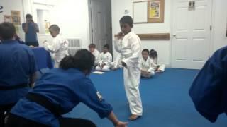 Ethan karate exam(3)