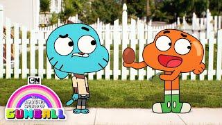 Choking Hazard I The Amazing World of Gumball I Cartoon Network