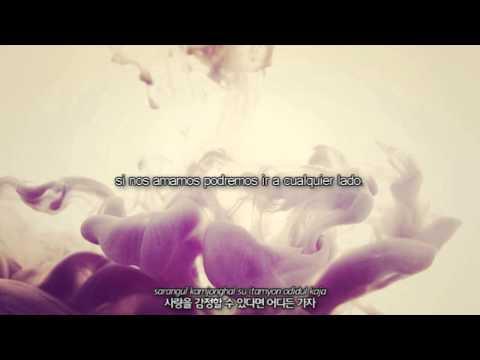 Yong JunHyung feat G.NA - Anything [Sub. Español |Rom. |Hangul]