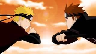 Naruto vs Pain  MP3 Music