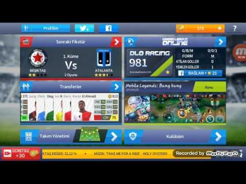 Dream League 17  Programsız Ve Rootsuz Para Kasma(tavsiyesi)