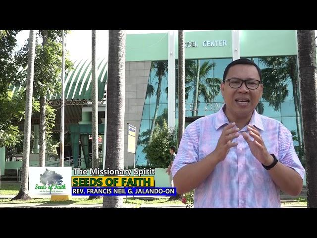 SOF Epi 96 The Missionary Spirit