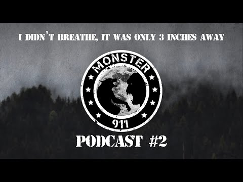 """Dogman Sasquatch Oklahoma Encounters, Episode 2--""""I Didn't Breathe...It Was Only 3 Inches Away!"""""""