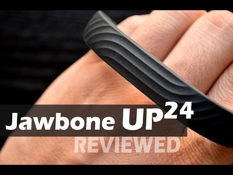 Jawbone UP24 - REVIEW