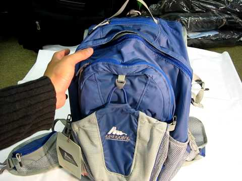 Gregory Miwok 18 Backpack Review